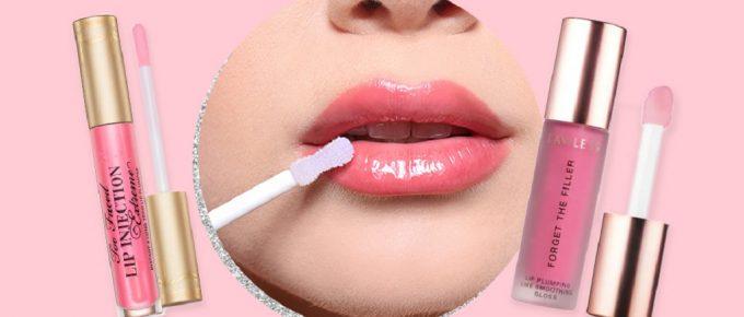 Best Drugstore Lip Plumpers