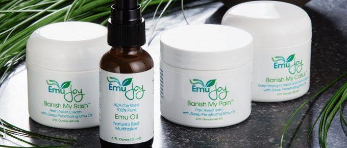 Best Emu Oil for the Face