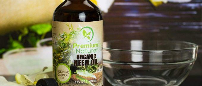 Best Organic Neem Oil for the Skin